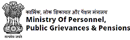 Ministry of Personnel, Public Grievances and Pensions